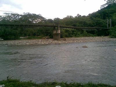 Costa Rica, Río Barranca