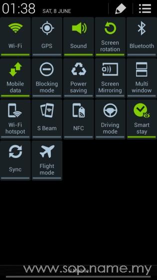 Update Samsung S3 kepada Android 4.2.2