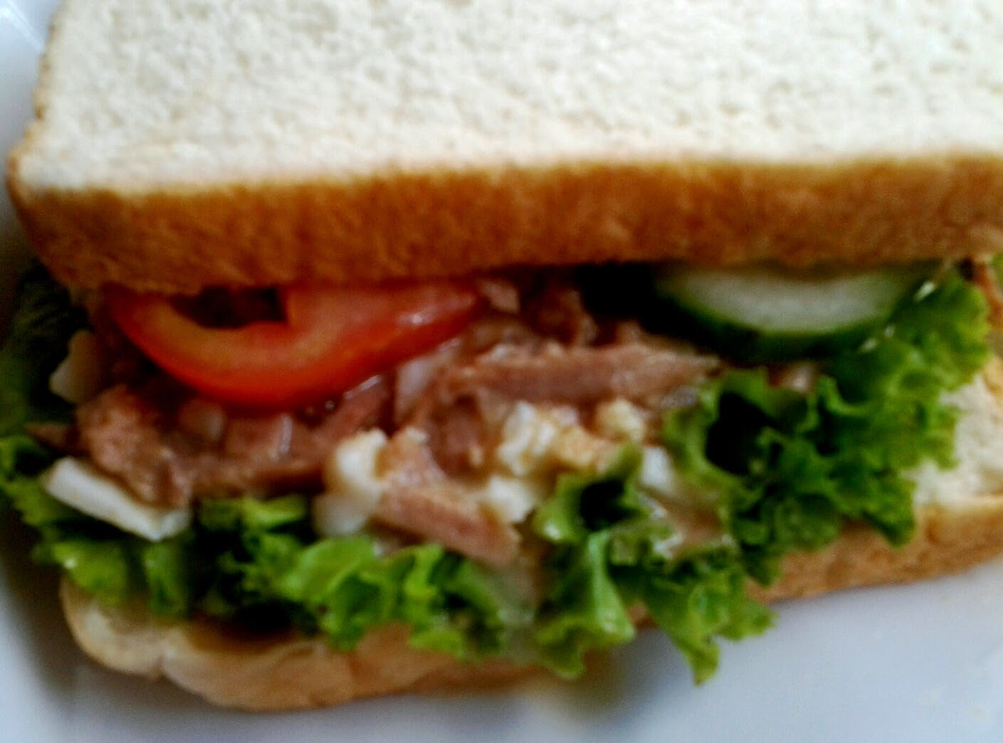 One filipino recipe at a time march 2014 for Tuna and egg sandwich