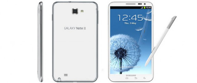 Galaxy Note 2 Rumor, Galaxy Note 2 to be released with 5.5 inch Display