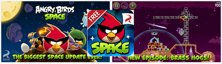 لعبة الطيور الغاضبة للاندرويد 3 إصدارات مختلفة للتحميل مجاناً Angry Birds Rio apk