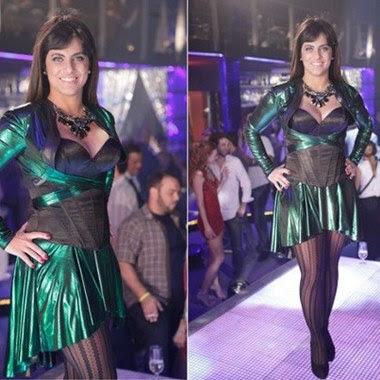 Thammy Miranda sobre dança em 'Salve Jorge': 'Assisti com travesseiro na cara'