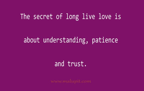 The Secret of Love - Love Quotes for Him/Her
