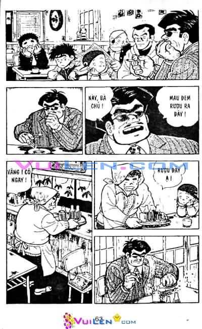 Siêu quậy Teppi chap 39 - Trang 60