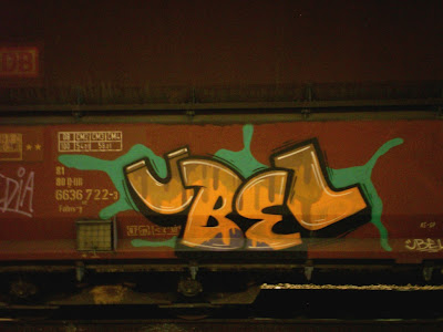 ubel freight train