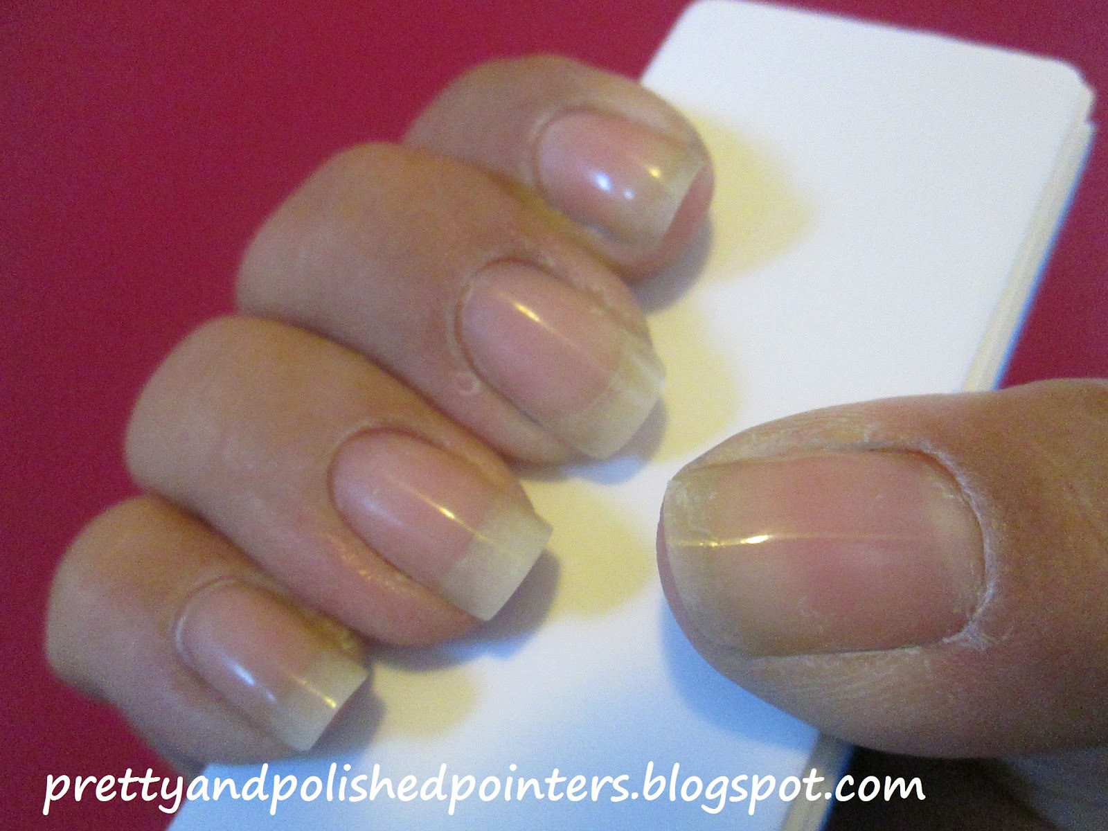 Pretty Polished Pointers: Dead Sea Premier Nail Beautifying Kit ...