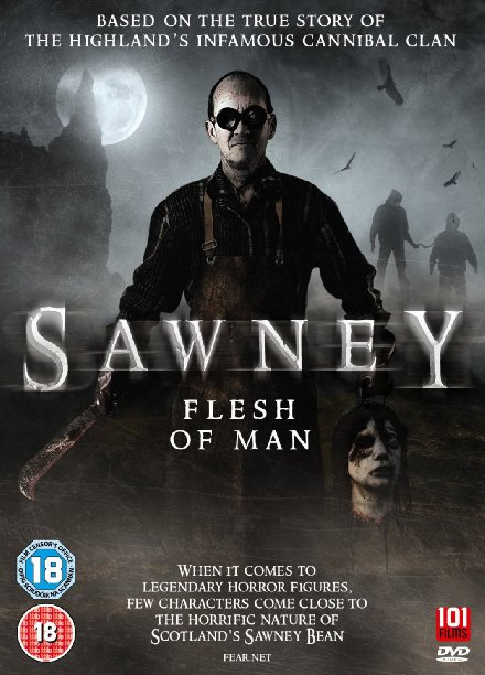 Sawney man of flesh poster