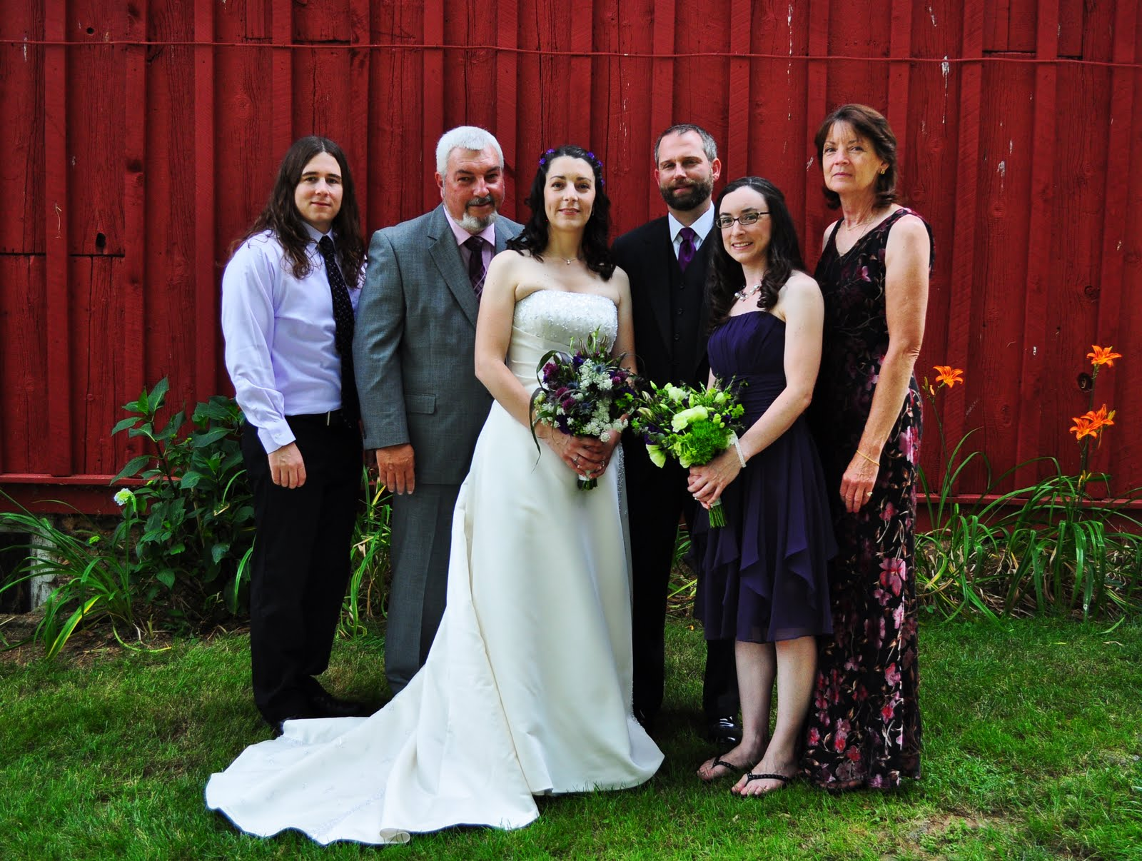 Noah hershey wedding