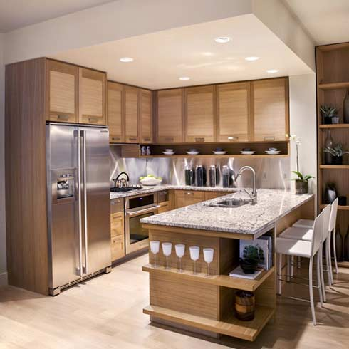 Kitchen Countertop Images