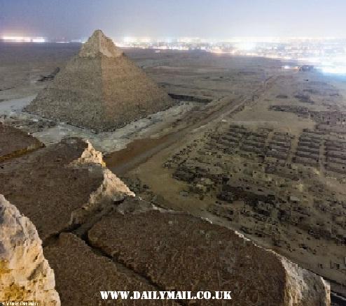 Wisata Afrika Utara, Piramida Tertinggi Di Dunia (Piramida Cheops)