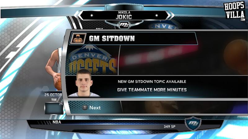 NBA 2k14 MyCareer Mod : Nikola Jokic - hoopsvilla