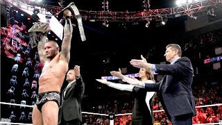 LUCHA LIBRE-Randy Orton es el campeón de campeones