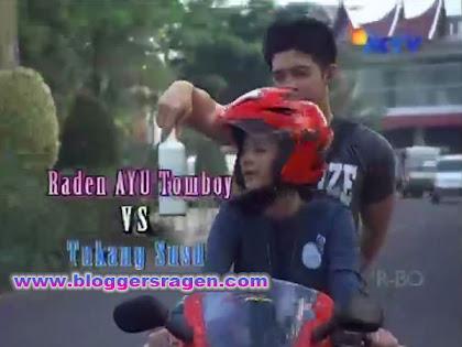 Raden Ayu Tomboy Vs Tukang Susu FTV