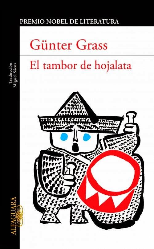 """""""el tambor de hojalata"""" - Günter Grass"""