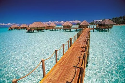 The Maldives Indian Ocean paradise