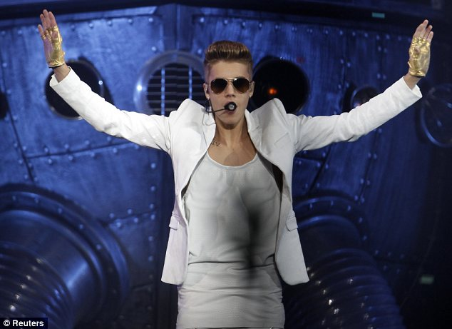 Justin Bieber cancels a tour date in Portugal