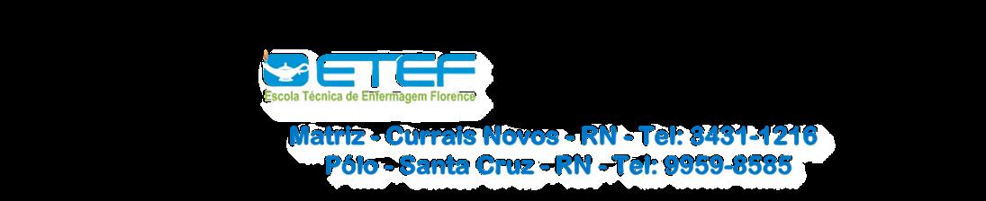 ETEF - Escola Técnica de Enfermagem Florence
