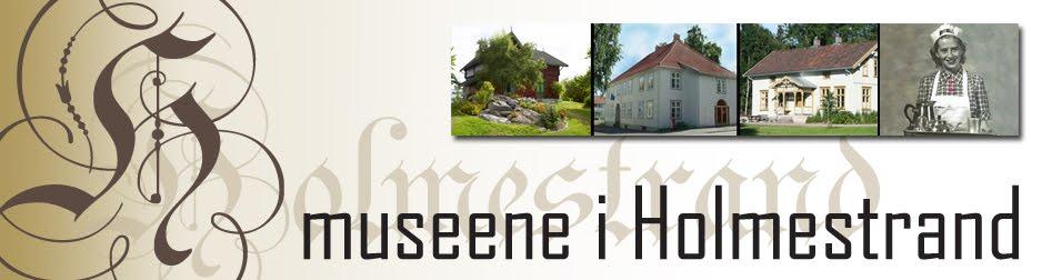Museene i Holmestrand