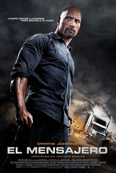 El mensajero 2013 dvd portada