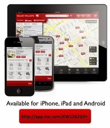 FREE MOBIL REAL ESTATE APP:  http://app.kw.com/KW1Z62GIH