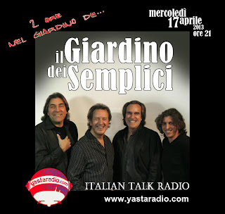 Italian Talk Radio 26a Puntata Due