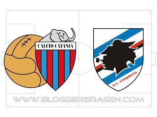 Prediksi Pertandingan Sampdoria vs Catania
