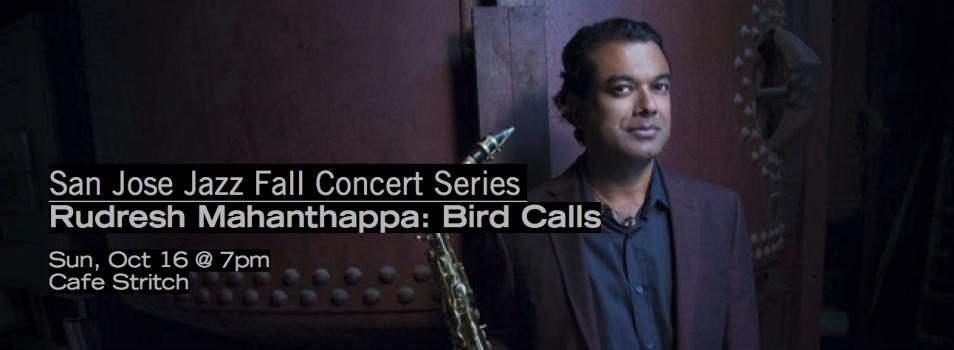 """San Jose Jazz Fall Concert Series"""""""