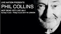PHIL COLLINS IN LONDON