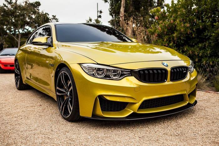 Modifikasi Mobil Sedan BMW