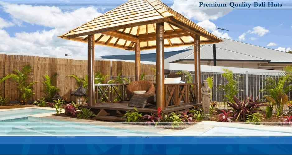 blog balinese huts bringing paradise to your own backyard