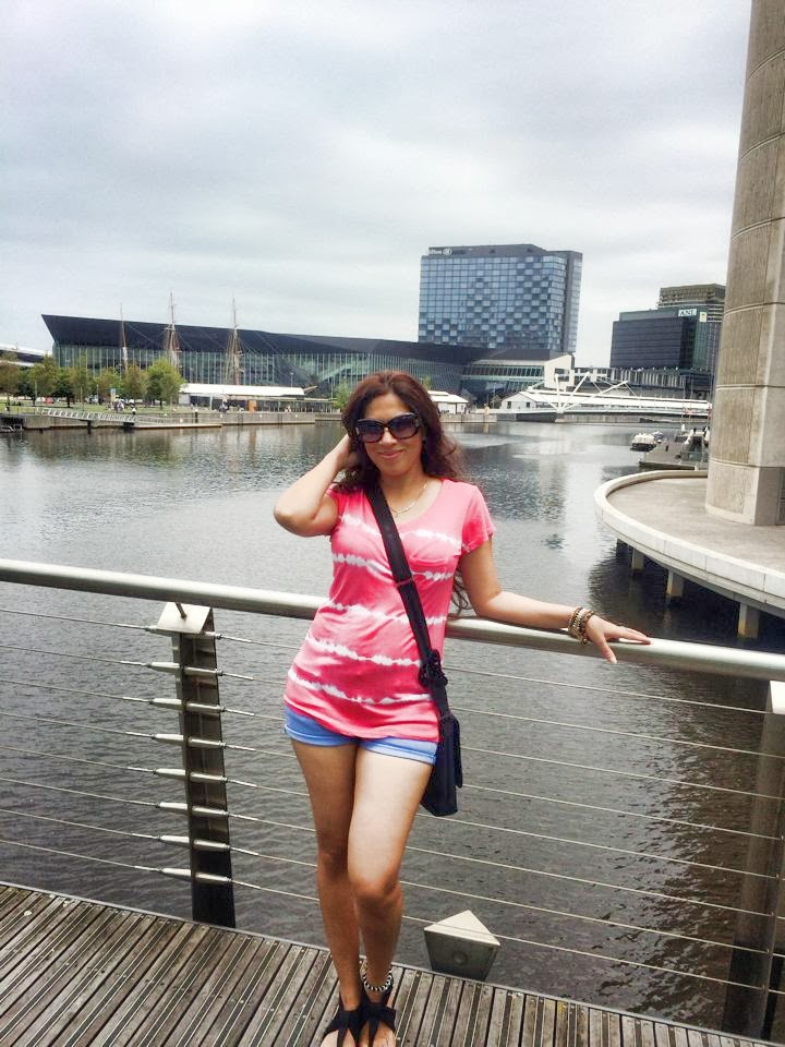 Anusha Rajapaksha summer time