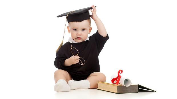 Cara Membuat Anak Pintar  (fakta dan mitos)