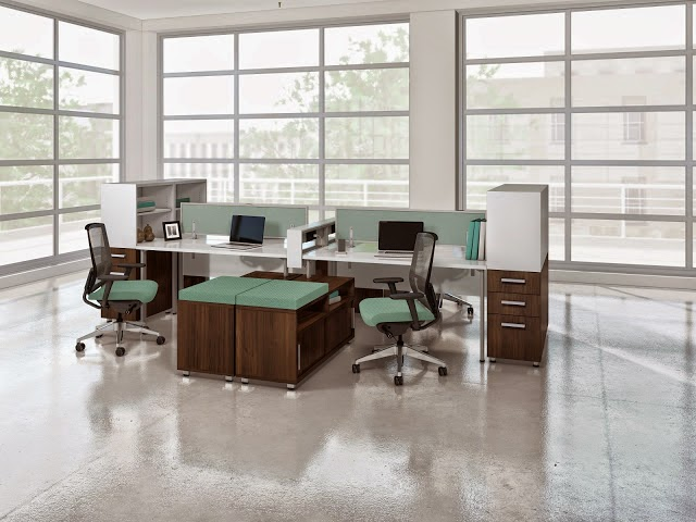 Multi User Desk Configuration