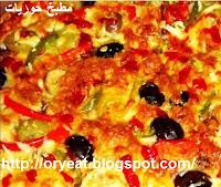 طريقة عمل البيتزا الايطالية بالصور   • • •  Italian cooking pizza pictures 12994818446%5B1%5D.j