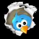Siguenos en : Twitter