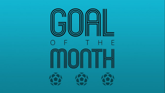 Goal Of The Month edisi Mei 2015