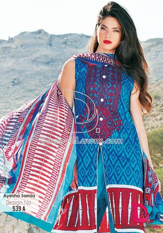 Dawood Lawn Dresses