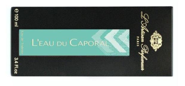 L'Artisan L'Eau de Caporal - pudełko