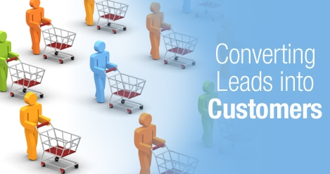 Leads Into Customers