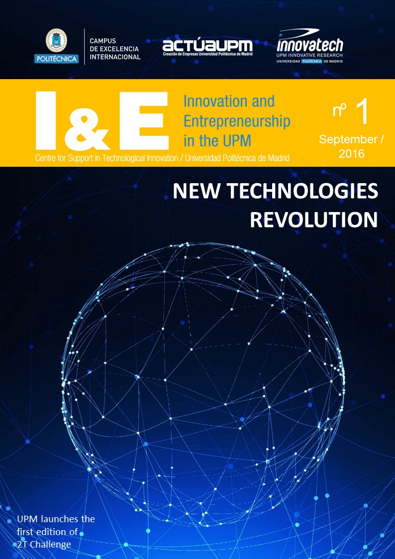 Nº1 I&E, Innovation and Entrepreneurship in the UPM