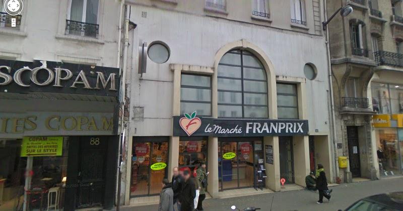 Cin fa ades saint antoine paris 12 me - Paris rue du faubourg saint antoine ...