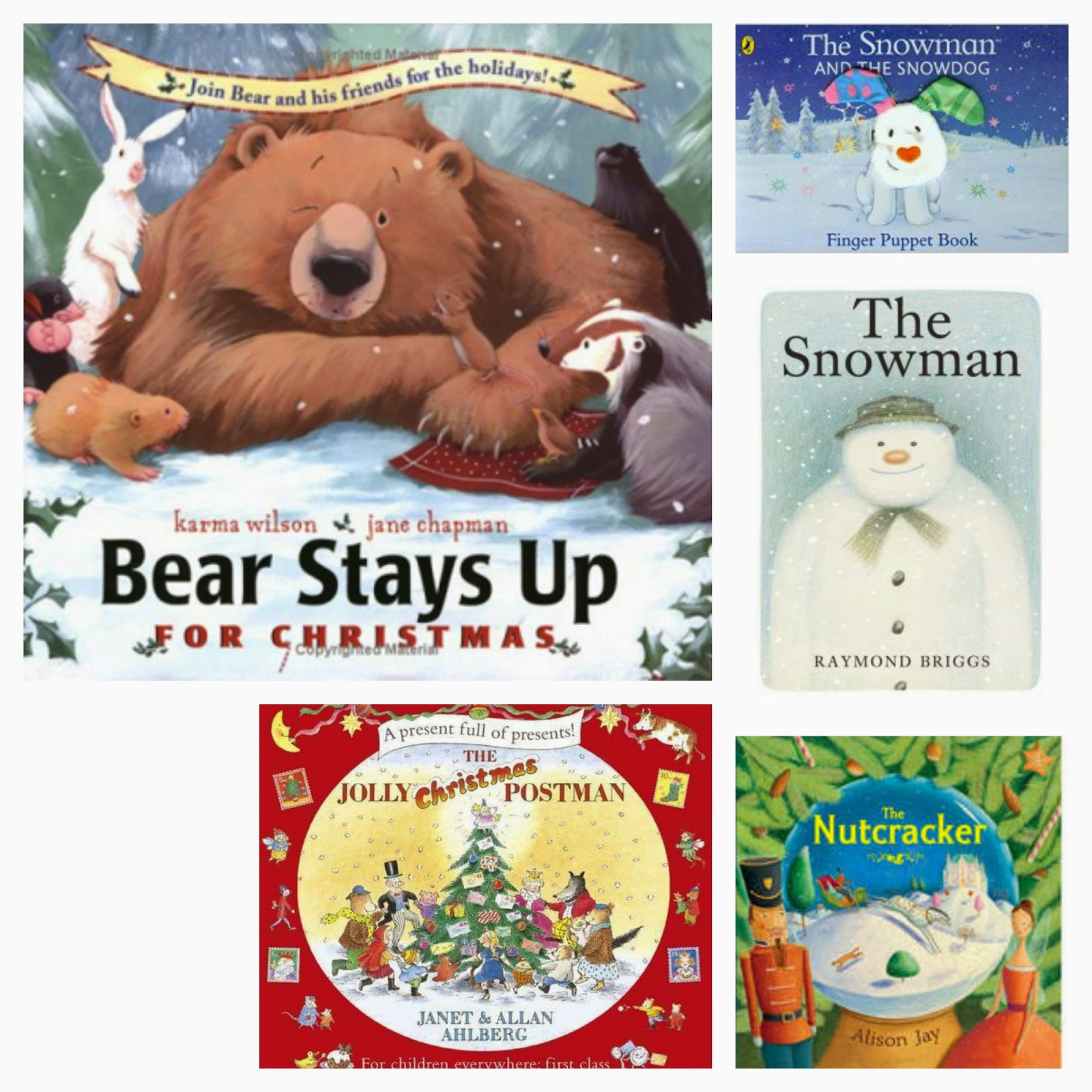 V. I. BOOKCLUB: 25 of the Best Christmas Book - *Bookclub Special ...