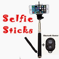Extendable Self Portrait Selfie Handheld Stick Monopole £7.19