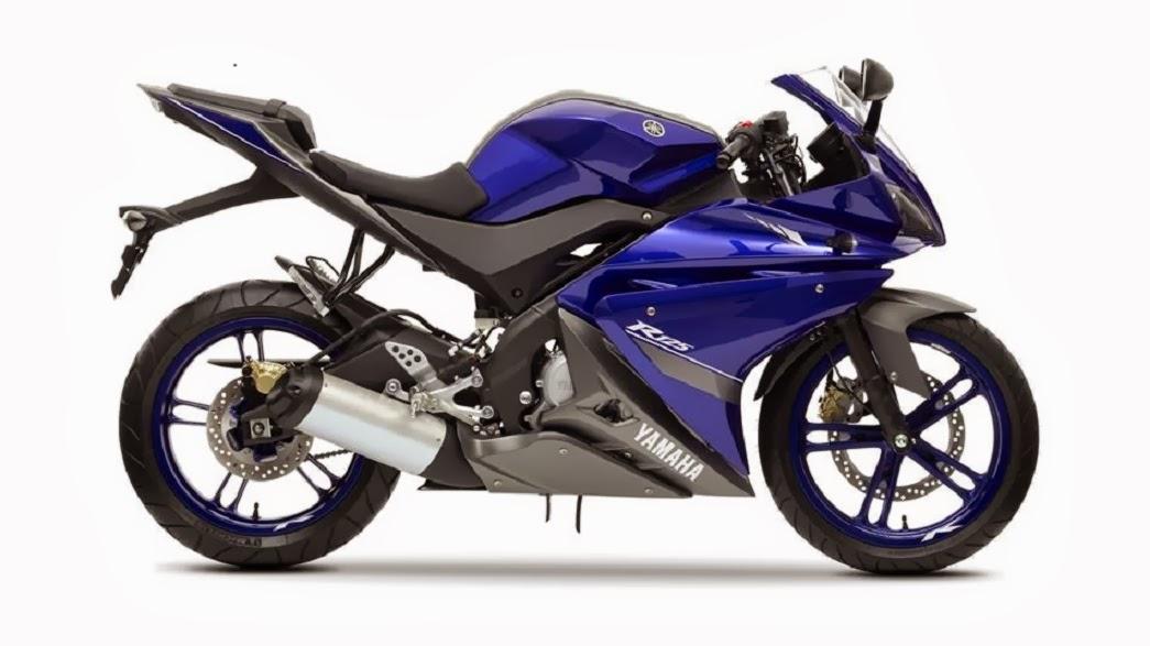 Yamaha YZF-R125 VS Honda CBR125