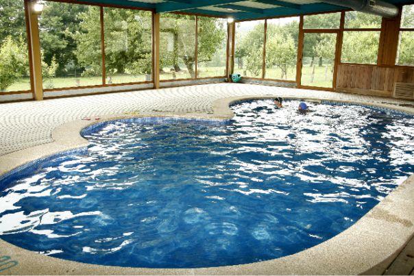 Cocinaiarte casas con encanto 2 for Pulpo para piscina