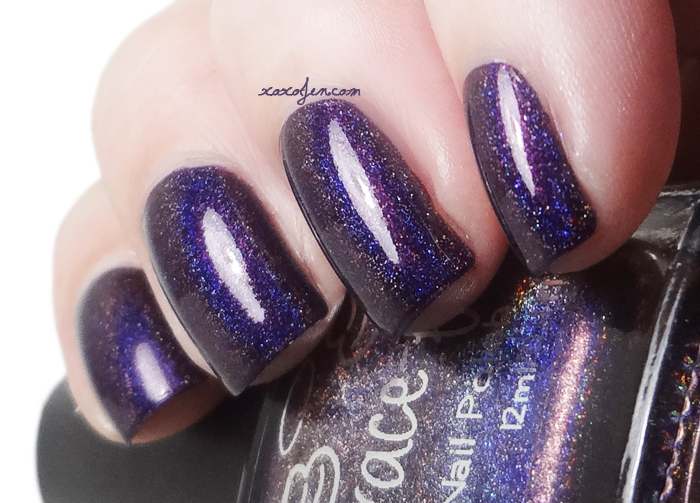 xoxoJen's swatch of Grace-Full Queen of the Damned