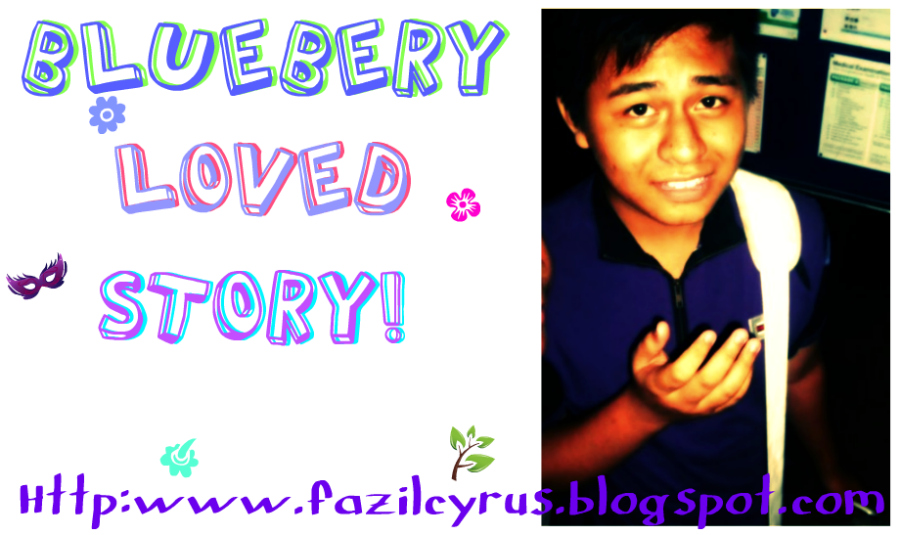 Bluebery Loved Story