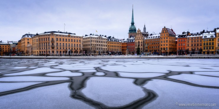 7. Stockholm, Sweden - Top 10 Most Wintery Cities