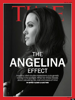 Angelina Jolie-TIME magazine cover