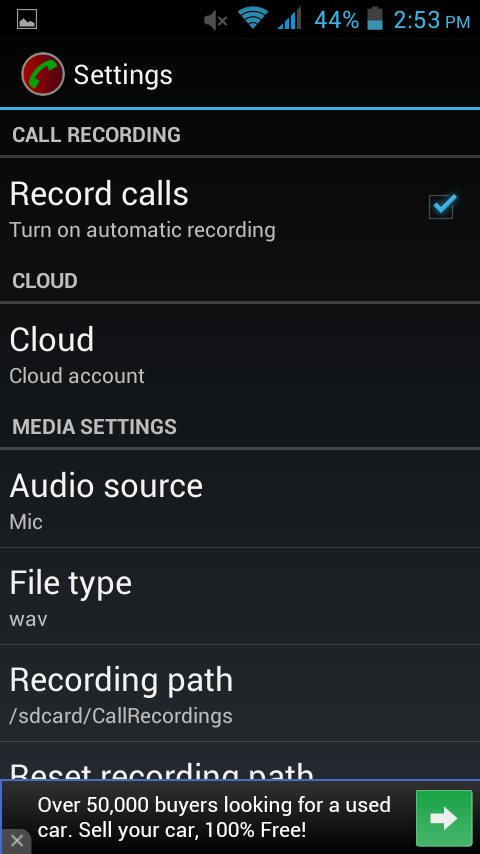 How to Record Incoming & Outgoing Calls in Android